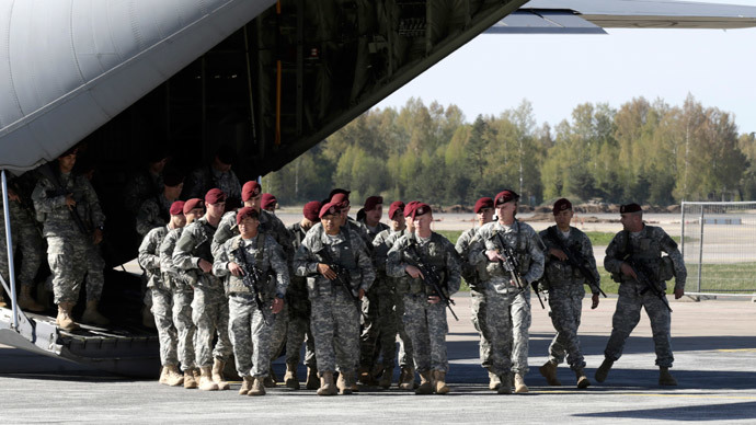 Tanks, troops, jets: NATO countries launch full-scale war games in Baltic
