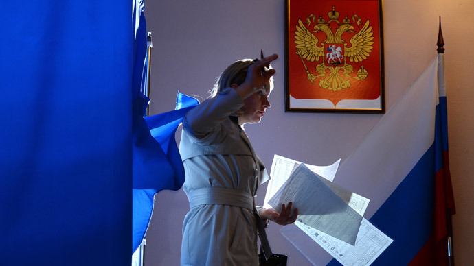 Eight young parties to clash with four veterans in next Duma poll
