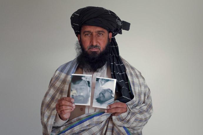 Kareem Khan (Reuters / Mian Khursheed)