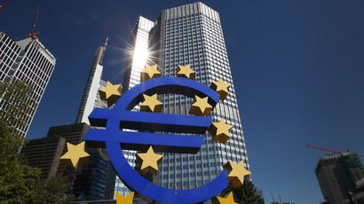 'Losing momentum': ECB cuts interest rate to new record low of 0.05%