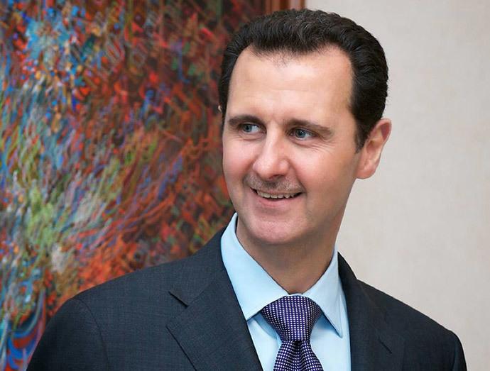 Syrian President Bashar al-Assad (AFP Photo / HO / Syrian Presidency Facebook Page)