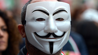 FBI informant organized Anonymous hackers' attacks on government sites in 30 countries