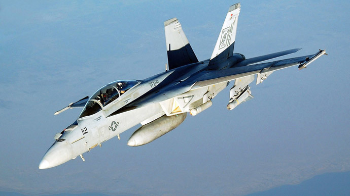 Second US military jet in 24 hours crashes off California coast