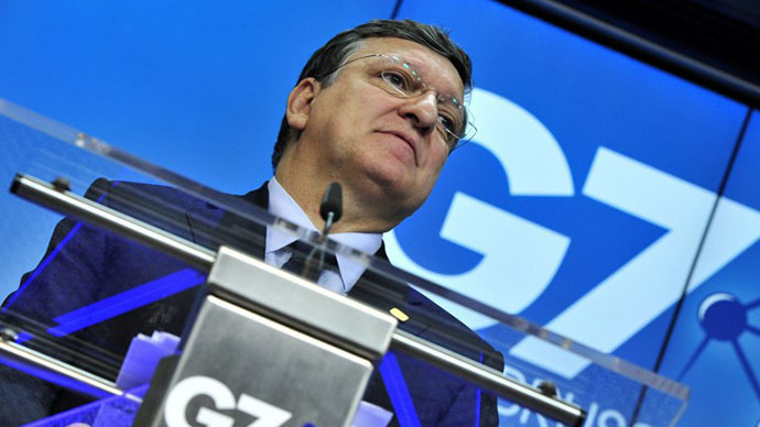 ​US shale gas exports won't solve EU energy problems – Barroso