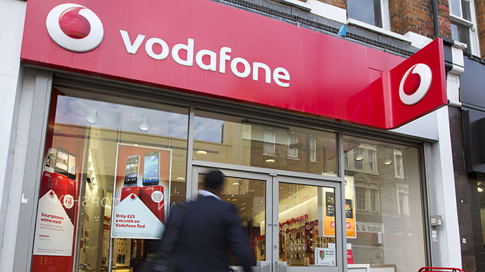 ​Intelligence agencies have direct access to telecoms infrastructure, Vodafone reveals