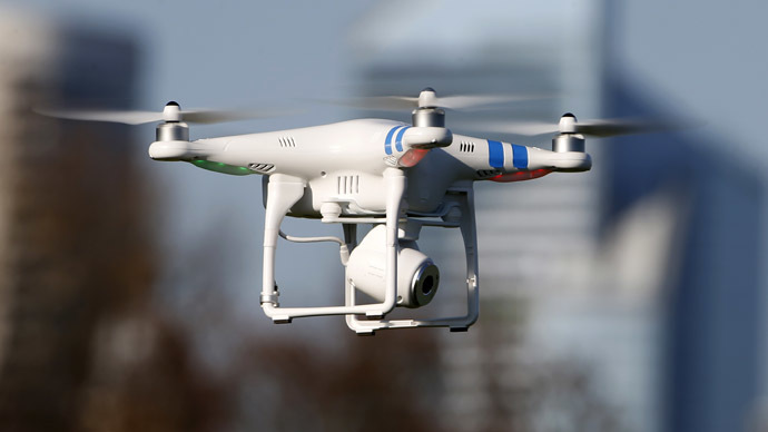 LAPD considers deploying unmanned drones for 'tactical events'