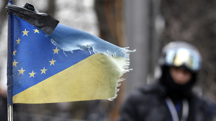 Us or them: German peace researchers give EU-Ukraine policy failing grade