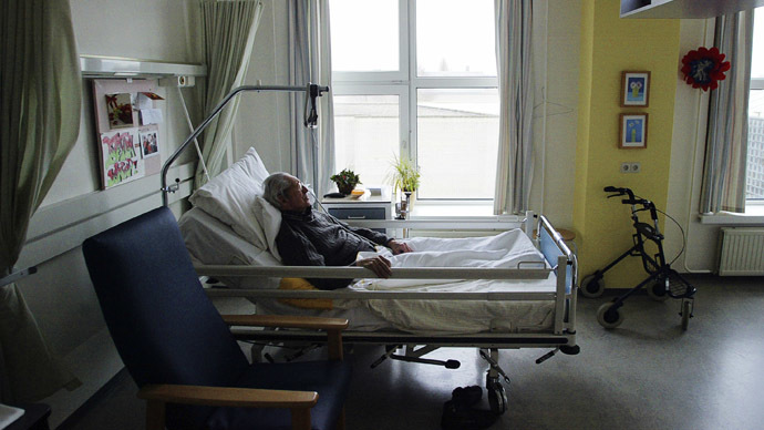 Quebec bill lets patients opt for death