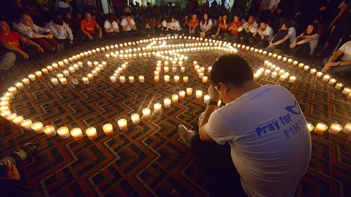 Flight MH370 families start fund to uncover truth about vanished jet