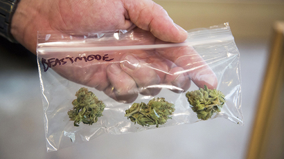 States with medical pot see nearly 25 percent fewer fatal prescription drug overdoses