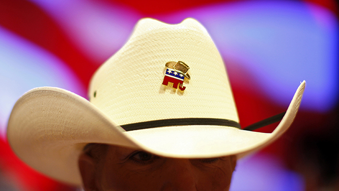 ​Texas Republicans put 'therapy' to turn gays straight into party platform