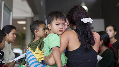 US to open detention facility for women, kids illegally entering country