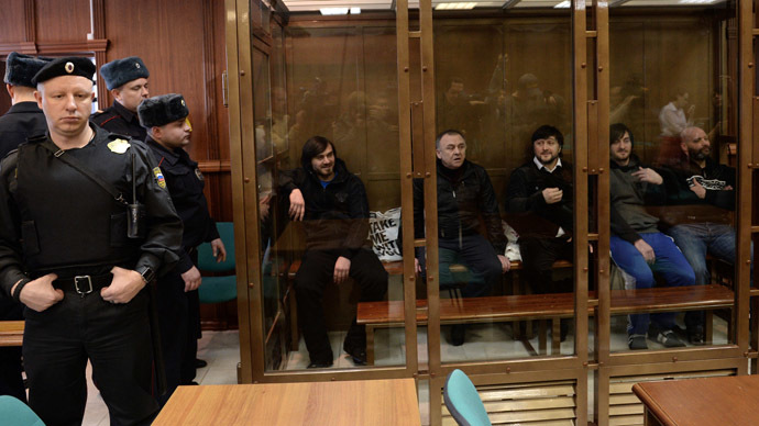 Politkovskaya murder: Mastermind & killer sentenced to life