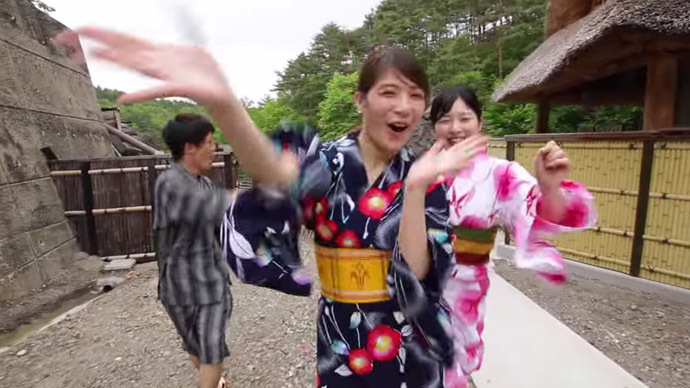 Fukushima creates its own Pharrell Williams HAPPY video and it's really inspiring