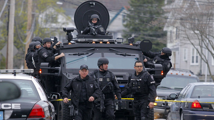 Revealed: How Obama administration arms police to the teeth with battlefield weapons