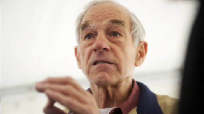 Ron Paul on Obama's foreign policy: 'Disobey us and we will bomb you'