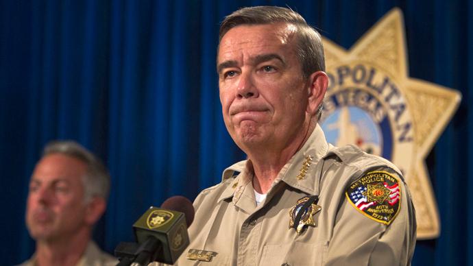 Police probe link between suspected Vegas cop-killers and Bundy ranch supporters