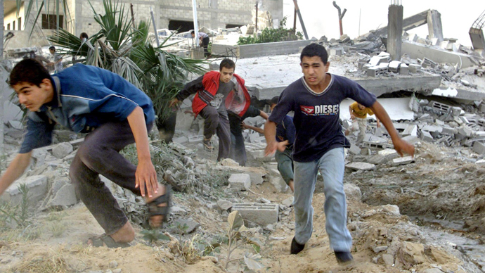 ​Israel killing of Palestinian teens an 'apparent war crime' - Human Rights Watch