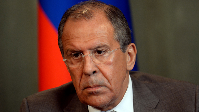 Lavrov: NATO expansion to the East is 'artificial, counterproductive'
