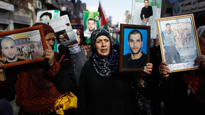 ​Israel pushing law to allow force-feeding of Palestinian hunger strikers