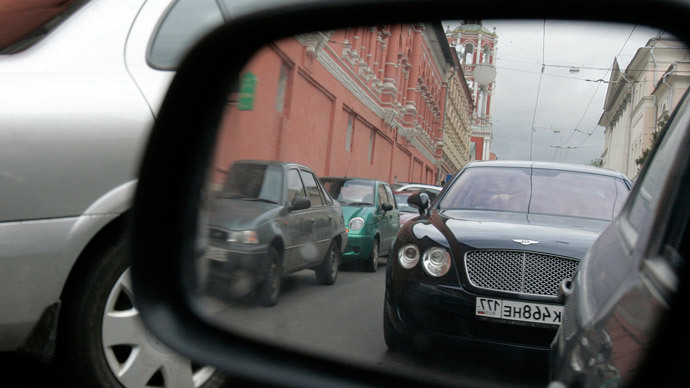 Russia enters super-rich household top-5