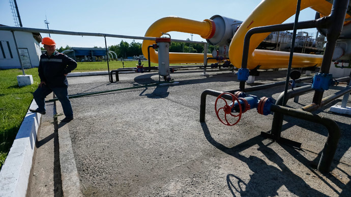 Ukrainian PM orders govt: 'Prepare for Russian gas imports to stop'