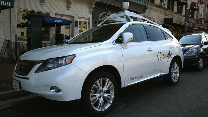 UK to rewrite road laws to pave way for driverless cars