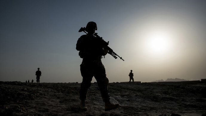 5 US Special Operations soldiers killed by friendly fire in Afghanistan