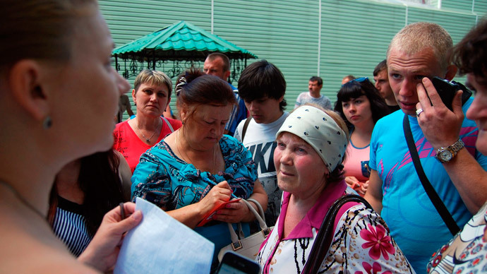 Thousands of Ukrainians seek asylum in Russia – migration chief
