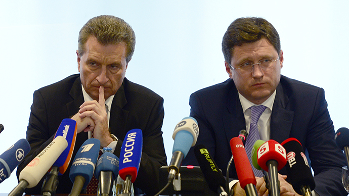 If Ukraine tries to steal Europe-bound gas, Gazprom will develop alternative routes - Miller