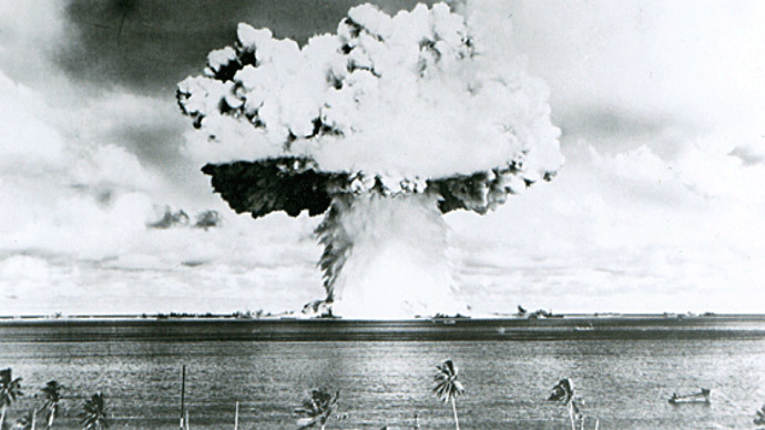 Nuclear bomb nearly detonated after falling on North Carolina – declassified report