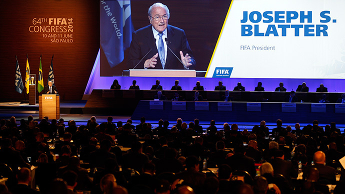 Space football! FIFA president speaks about 'interplanetary competitions'