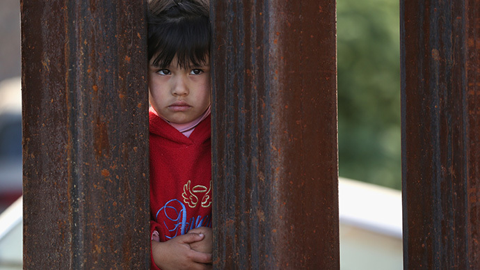 Immigration groups accuse US customs officials of abusing minors