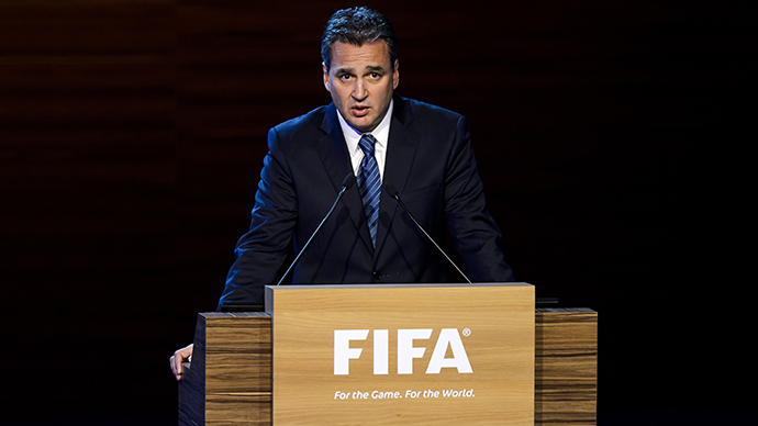 FIFA launches probe into France complaints about 'training spy drone'