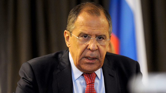 Lavrov: Iraq developments show total failure of American-British 'adventure'