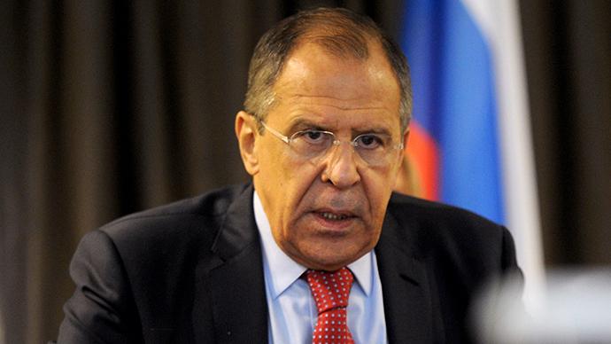 Lavrov: Iraq developments show total failure of American-British 'adventure'