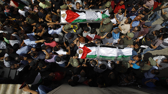 Palestinian teen killed by live ammo – autopsy