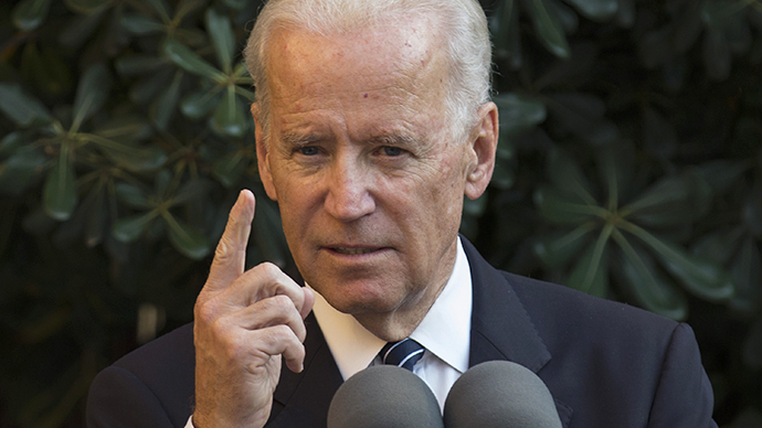 Biden caps off gaffe-filled week with homage to alleged sex-offender senator at women's conference (VIDEO)