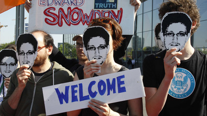 Catch me a spy: Secret Snowden rendition plot revealed?