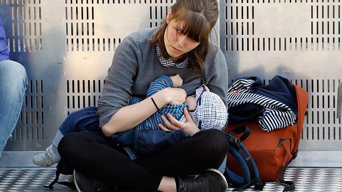 Facebook frees the nipple: Ban on breastfeeding photos lifted