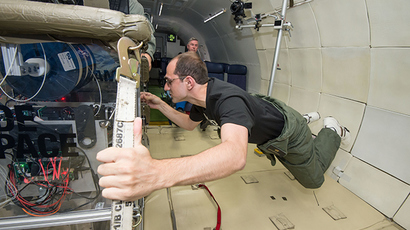 Made in Space: Zero-gravity 3D printer installed on ISS