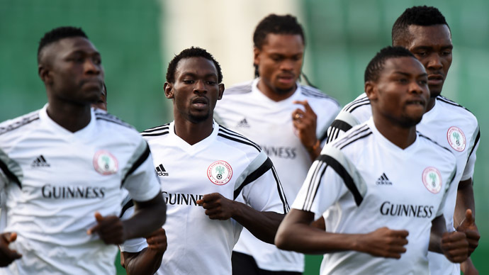 Nigeria football team says they took 'no witch doctor' to WC