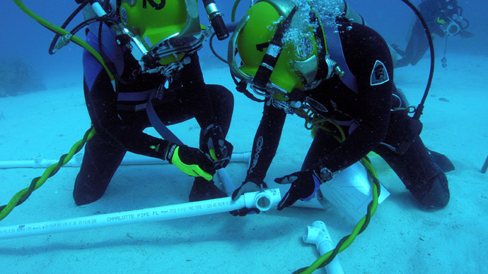 ​NASA's 'aquanauts' to live underwater to test new tech
