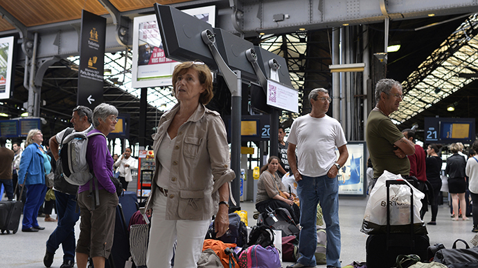 Tourist season under threat? No end in sight to paralyzing French train strike