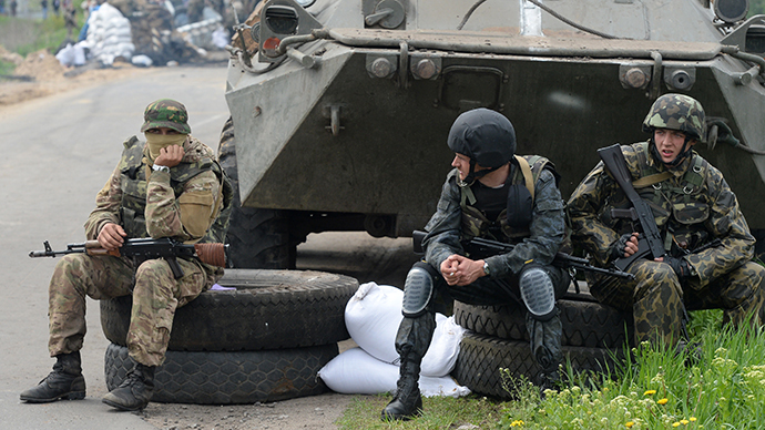 ​Russia now enemy, so we'll help Ukraine build up military - NATO chief