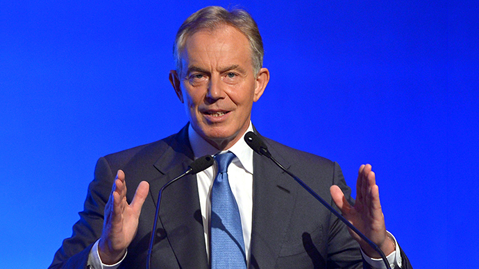 Blair: Iraq invasion not to blame for rising extremism – Syrian war is