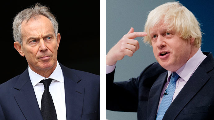 'Blair has finally gone mad': London mayor ridicules ex-PM over Iraq