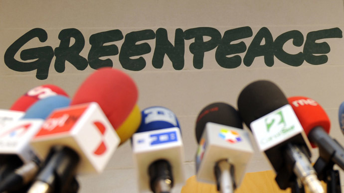 Greenpeace executive to stop flying to work after public uproar