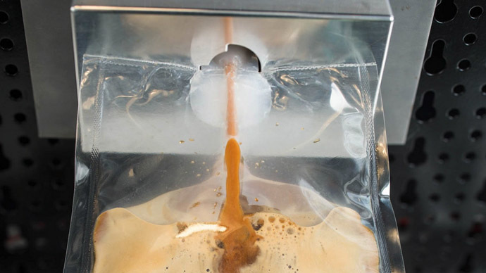 Coffee for cosmonauts! First 'ISSpresso' machine to arrive in space
