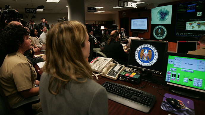 National Security Agency (NSA) (AFP Photo)